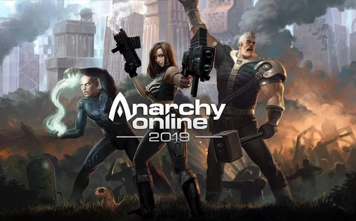 Anarchy Online Free Download