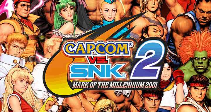 Capcom Vs SNK 2 Free Download