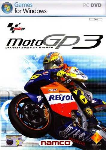 MotoGP 3 Free Download