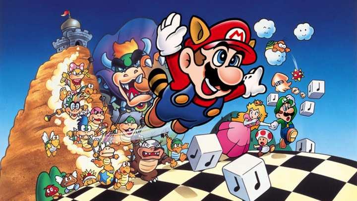 Super Mario Bros 3 Free Download