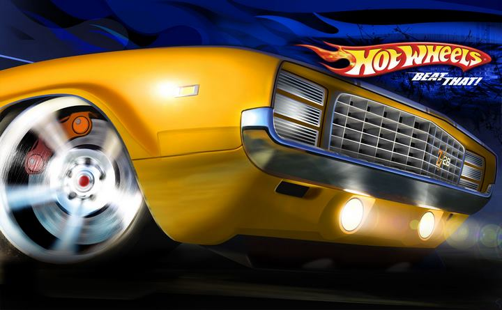 Hot Wheels: Beat That! Free Download