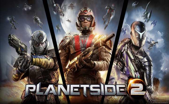 PlanetSide 2 Free Download