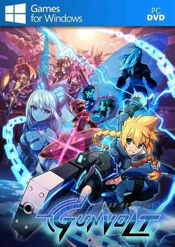 Azure Striker Gunvolt Free Download