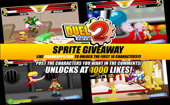 Duel Toys 2 Free Download