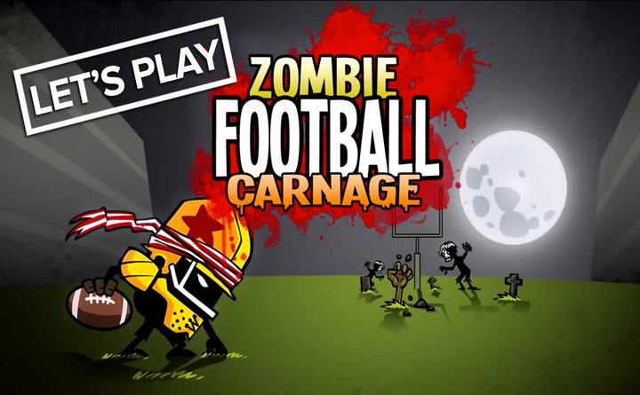 Zombie Football Carnage Free Download
