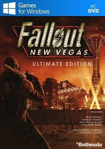Fallout New Vegas Ultimate Free Download