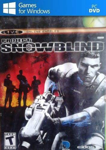 Project Snowblind Free Download