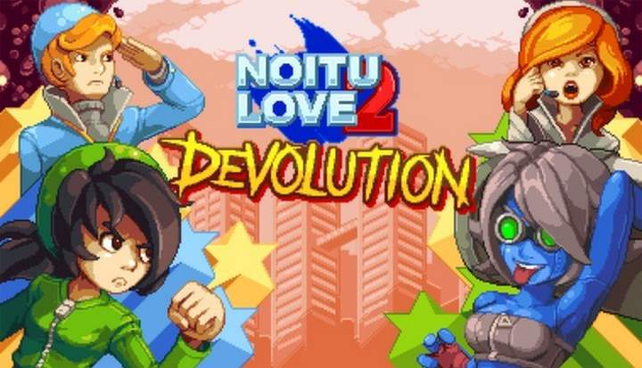 Noitu Love 2: Devolution Free Download
