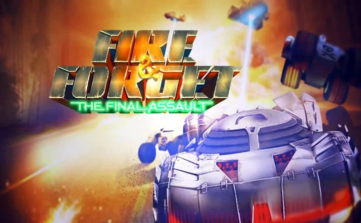 Fire & Forget - The Final Assault Free Download