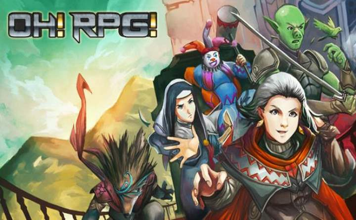 OH! RPG! Free Download