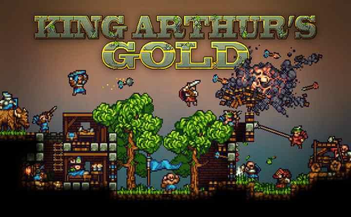 King Arthur's Gold Free Download