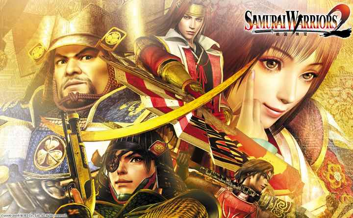 Samurai Warriors 2 Free Download