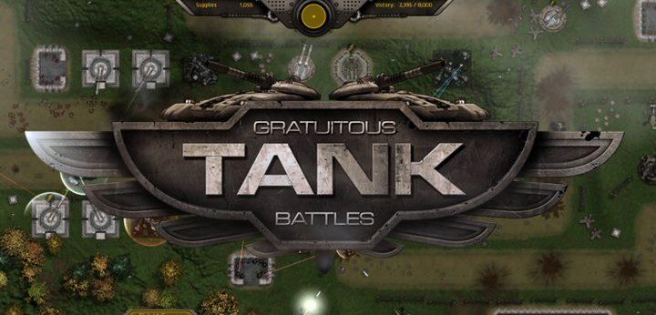 Gratuitous Tank Battle Free Download