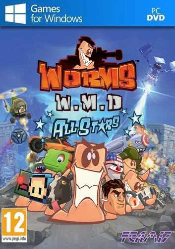 Worms W.M.D Download Full Version