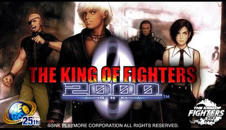 The King of Fighters 2000 Free Download