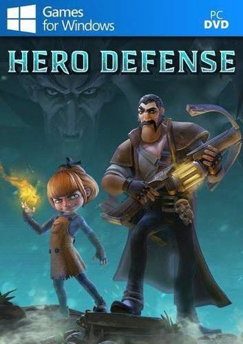 Hero Defense: Haunted Island Free Download