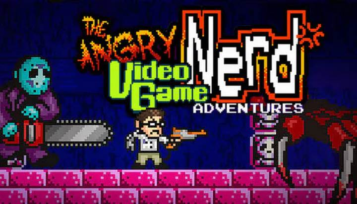 Angry Video Game Nerd Adventures v1.8