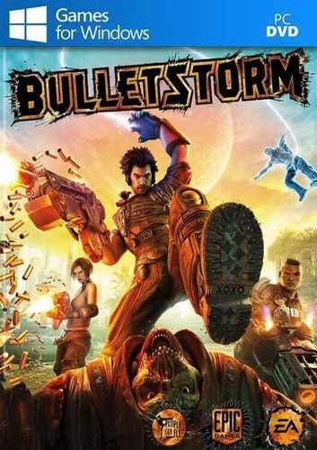 Bulletstorm PC Download