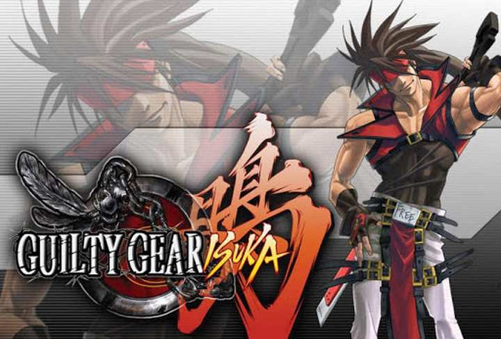 Guilty Gear Isuka PC Download