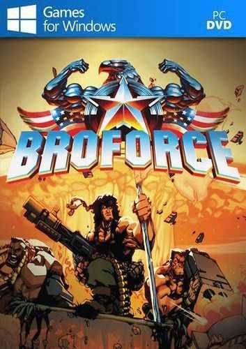 Broforce PC Download