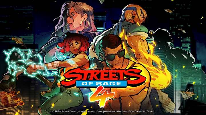 Streets of Rage 4 PC Download