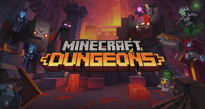 Minecraft Dungeons Free Download for PC