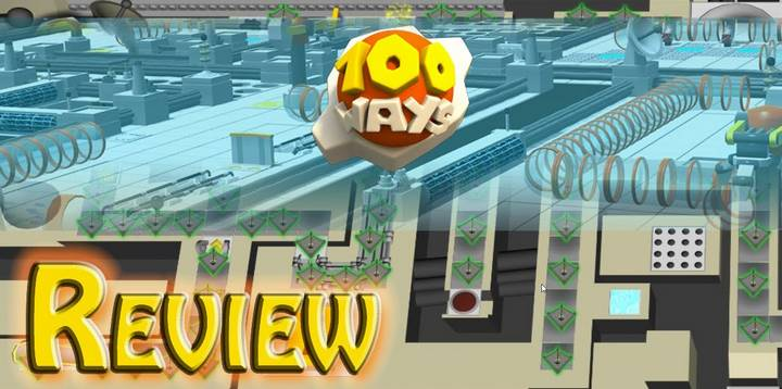 Crazy Robot: One Hundred Ways PC Download