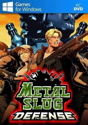 Metal Slug Defense PC Download
