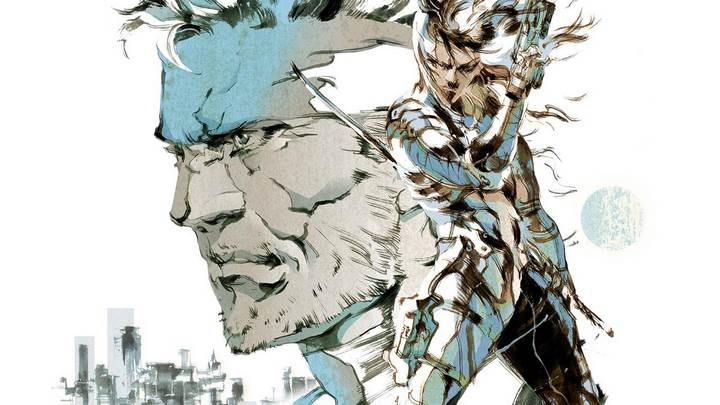 Metal Gear Solid 2: Substance PC Download