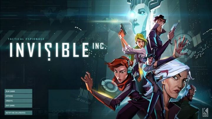 Invisible Inc PC Download