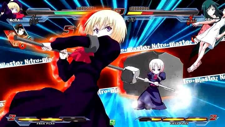 Nitro Royale Heroines Duel PC Download