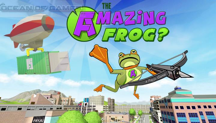 Amazing Frog PC Download