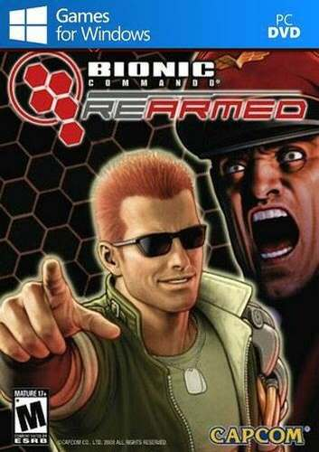 Bionic Commando: Rearmed PC Download