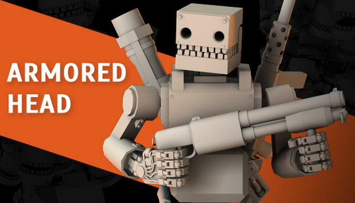 Armored Head (Region Free) PC
