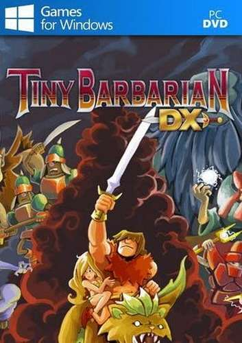 Tiny Barbarian DX (Region Free) PC