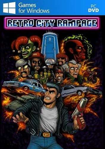 Retro City Rampage DX (Region Free) PC