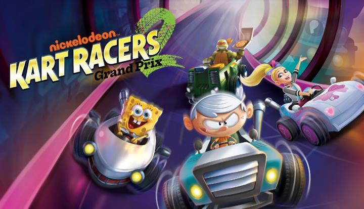 Nickelodeon Kart Racers 2 (Region Free) PC