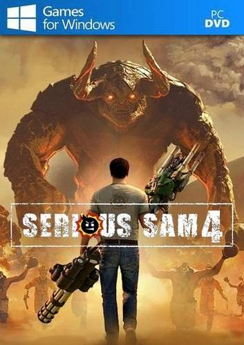 Serious Sam 4 (Region Free) PC
