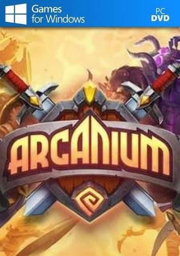 ARCANIUM: Rise of Akhan (Region Free) PC