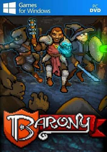 Barony Cursed Edition (Region Free) PC