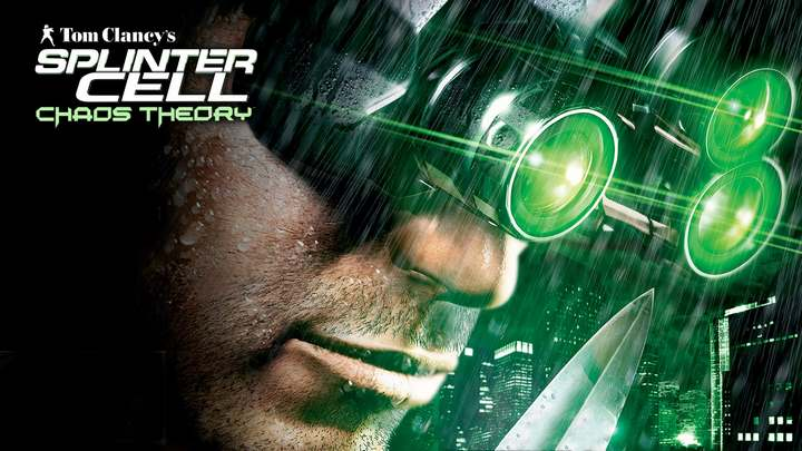 Tom Clancy's Splinter Cell (Region Free) PC