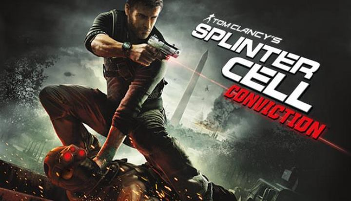 Splinter Cell Conviction (Region Free) PC