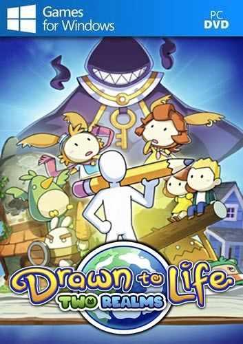 Drawn to Life: Two Realms (Region Free) PC