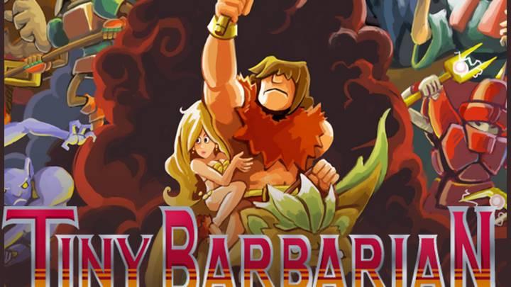 Tiny Barbarian DX (Region Free) PC