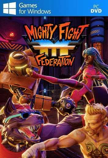 Mighty Fight Federation PC Download
