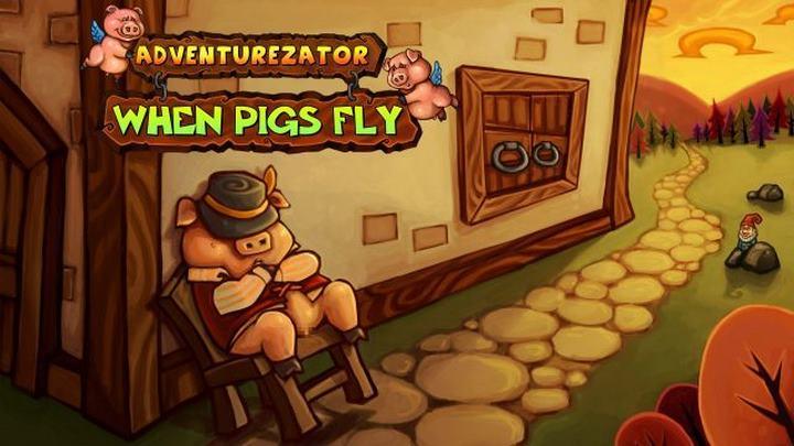 Adventurezator When Pigs Fly PC Download