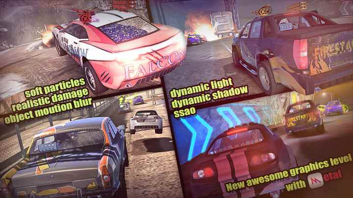 MadOut Ice Storm PC Download