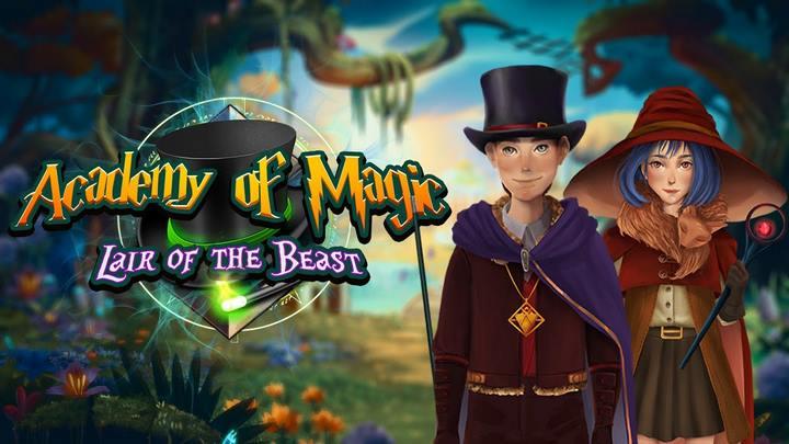 Academy of Magic: Lair of the Beast PC ESPAÑOL