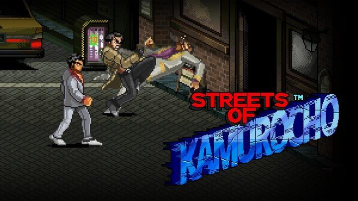 Streets Of Kamurocho PC Download