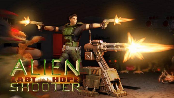Alien Shooter – Last Hope Para PC